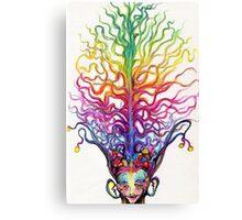 """In the Brain"" Canvas Print"