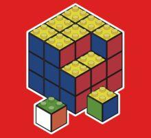 Lego Cube.