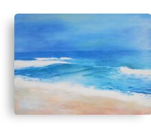 Pacific..... Canvas Print