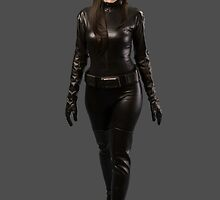 Catwoman by monicaneira