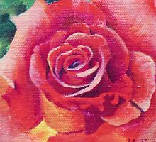 Rose. by Mary James