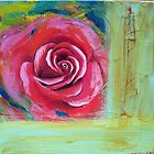 rose II by Mary James