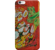 Chili seeds iPhone Case/Skin