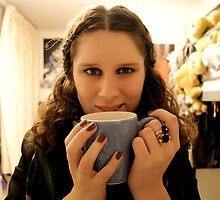 Geen tea? Don't mind if I do! by Ruth Jones