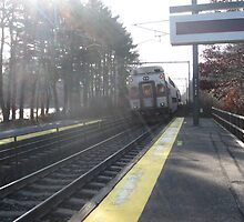 1122 MBTA Commuter Rail (OUTBOUND) by Eric Sanford
