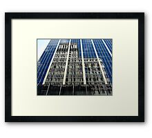 PNC Building in Cincinnati Framed Print