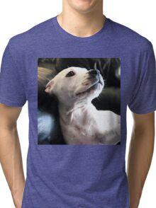Quiet Contemplation Tri-blend T-Shirt