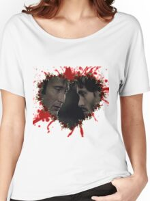 Hannigram Canon Heart II Women's Relaxed Fit T-Shirt