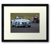 1959 MGA 1600 Framed Print
