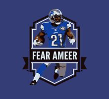 Fear Ameer - Ameer Abdullah - Detroit Lions Unisex T-Shirt