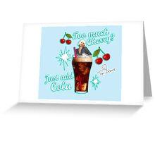 PROGRAMMABLE SODA Greeting Card