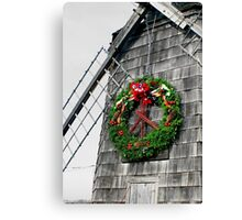 Its Beginning to Look a Lot Like Christmas... Canvas Print