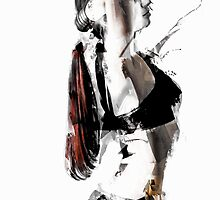 Arch - Abstract Contemporary Dancer by Galen Valle