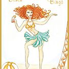 Mocktail Beach Blanket Bingo by Kida-Lee