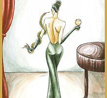 Mocktail Eve's Special by Kida-Lee