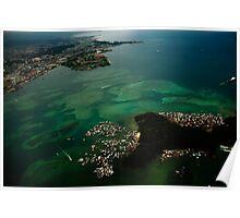 Over Borneo Poster