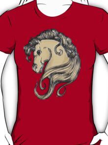 Brown Horse T-Shirt T-Shirt
