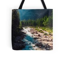 River Tote Bag