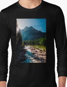 River Long Sleeve T-Shirt