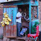 Plumber workshop in Nairobi, KENYA by Atanas NASKO