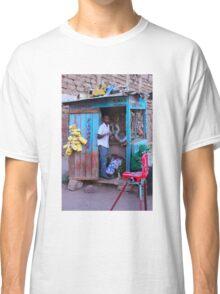 Plumber workshop in Nairobi, KENYA Classic T-Shirt