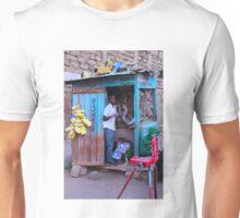 Plumber workshop in Nairobi, KENYA Unisex T-Shirt