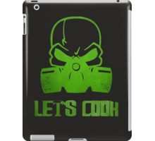 lets cook iPad Case/Skin