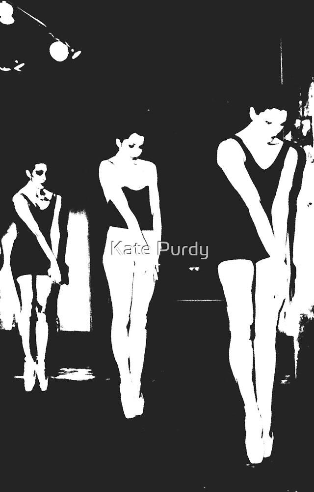 Three  Women by Kate Purdy