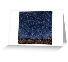 Astro Geo Greeting Card
