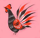 The roosters by irishkalia