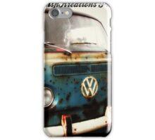 Batten Bus iPhone Case/Skin