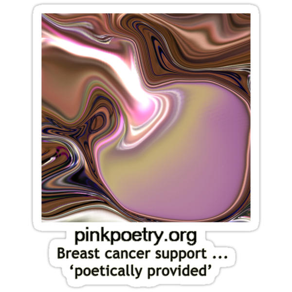 Pink Poetry - Breast Cancer support by Rosy Hall
