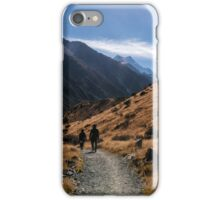 Tramping Through Mackenzie Country iPhone Case/Skin