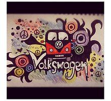 Volkswagen by kirsten-designs