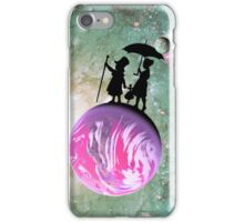 A stroll amongst the stars iPhone Case/Skin