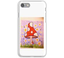 Fairy & Mushroom iPhone Case/Skin