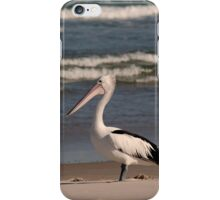 Beach Pelican iPhone Case/Skin