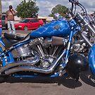 Harley Davidson by doug hunwick