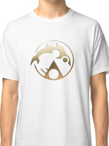 Laser Dolphin Gold Classic T-Shirt