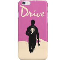 Drive White & Pink iPhone Case/Skin