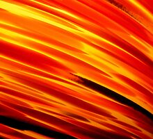 Conflagration? by Bob Wall
