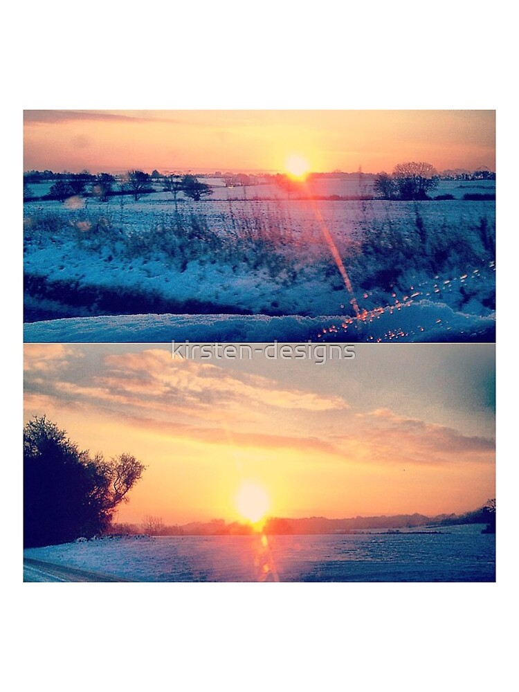 Glistening Sunrise by kirsten-designs