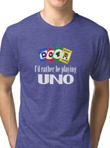 Uno Tri-blend T-Shirt
