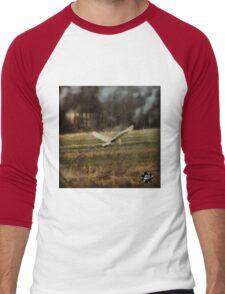Peaceful flight Men's Baseball ¾ T-Shirt
