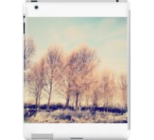 Frosted Twigs iPad Case/Skin