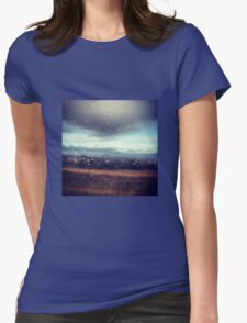 England at its Best.  Womens Fitted T-Shirt