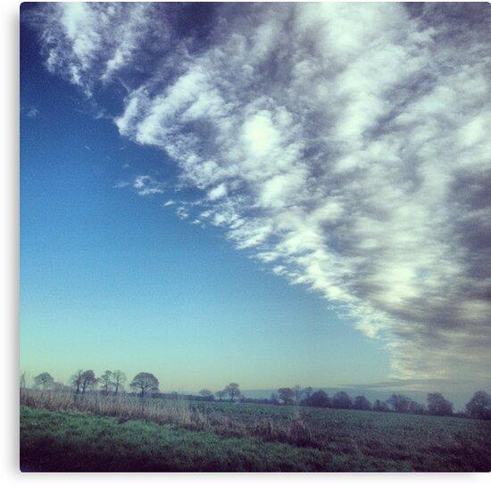 Clear Vs Cloud by kirsten-designs