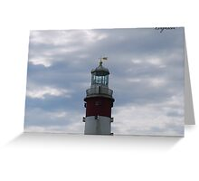 Wind Direction Greeting Card