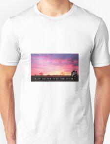 Glowing Sunset T-Shirt