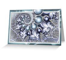 Snowball - Merry Christmas Greeting Card